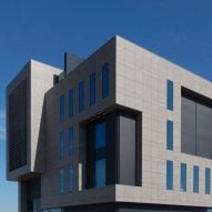 Mosa launches ventilated porcelain facade cladding in UK