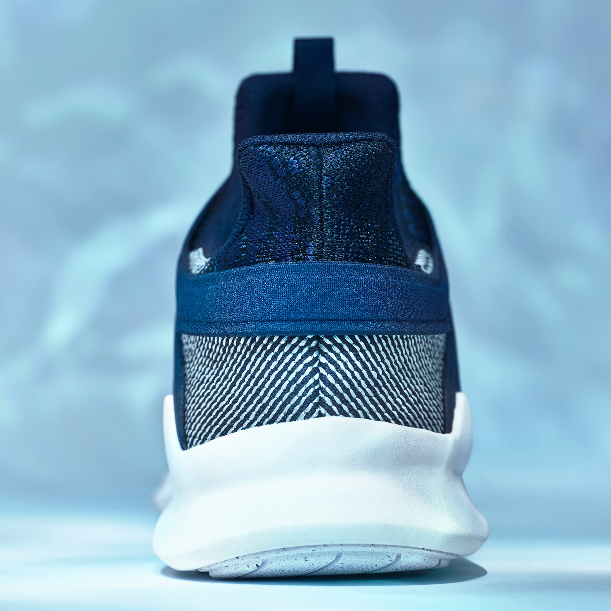 brand new b8f9f 9958e A few months later, a version that combines the recycled uppers with soles  3D-printed from ocean plastic was also revealed. The trainers were launched  in a ...