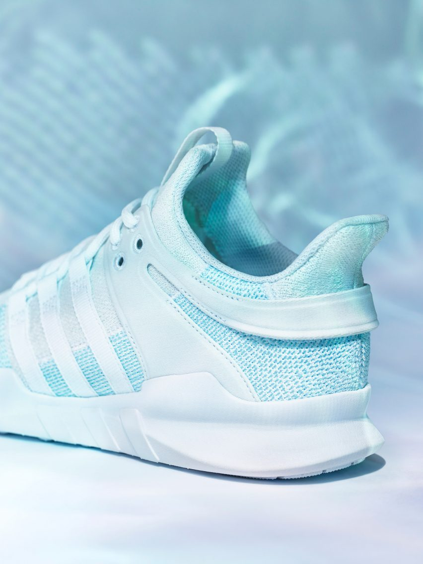 ebf0fad879e137 Adidas uses Parley ocean plastic to update one of its classic shoe ...