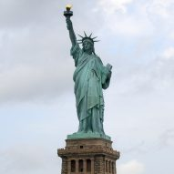 The Statue of Liberty in New York was named a World Heritage Site in 1984
