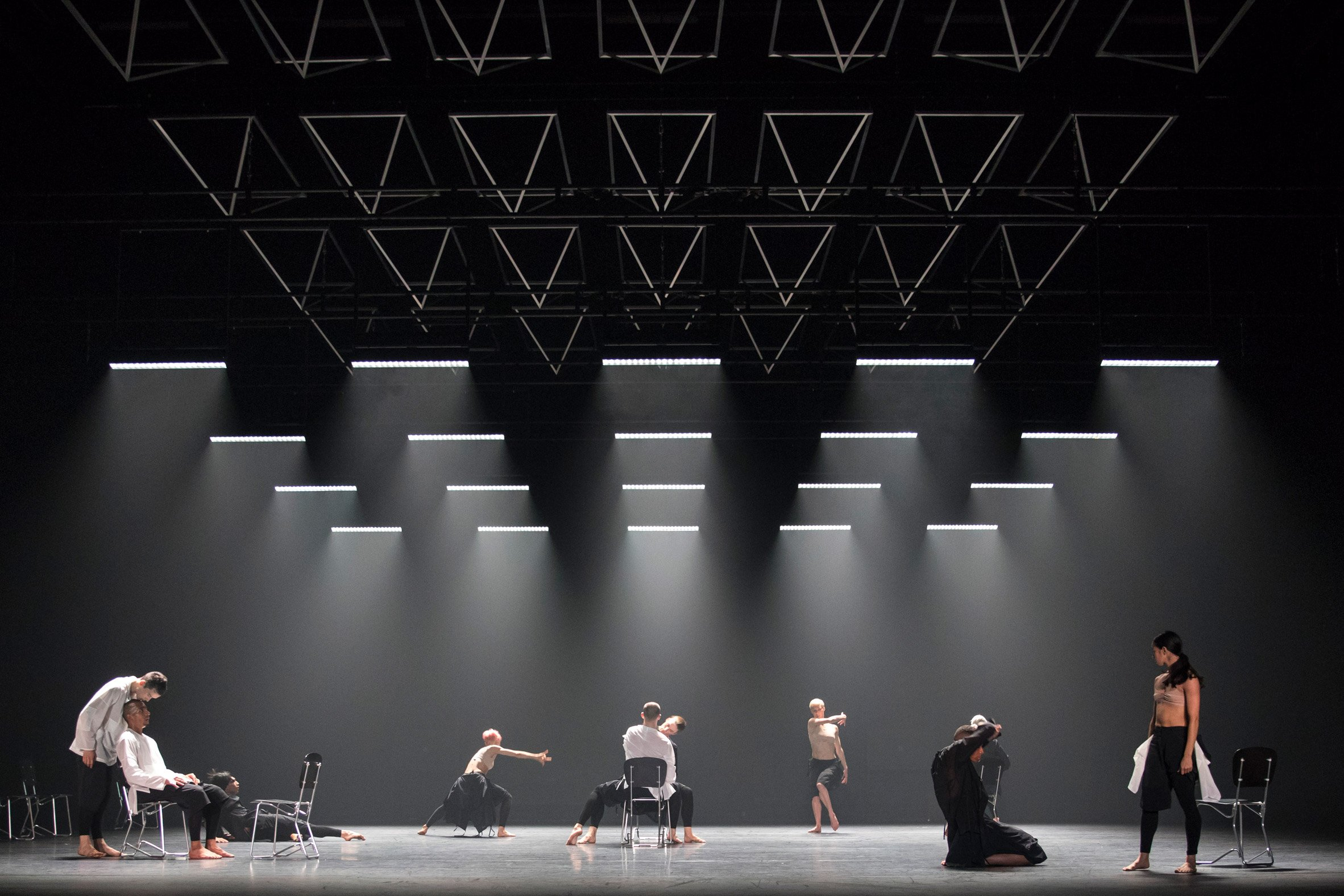"Aitor Throup designs ""clothes, not costumes"" for Wayne McGregor's latest production"