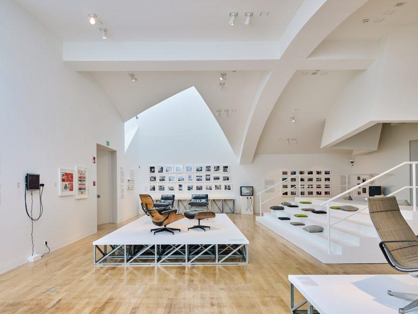 Vitra Design Museum.Vitra Design Museum Hosts Four Exhibitions Celebrating The Eames