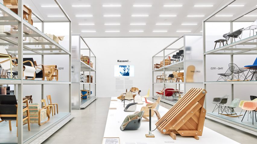 Vitra Design Museum hosts four exhibitions celebrating the Eames