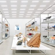 Ray and Charles Eames retrospective takes over Vitra Design Museum campus