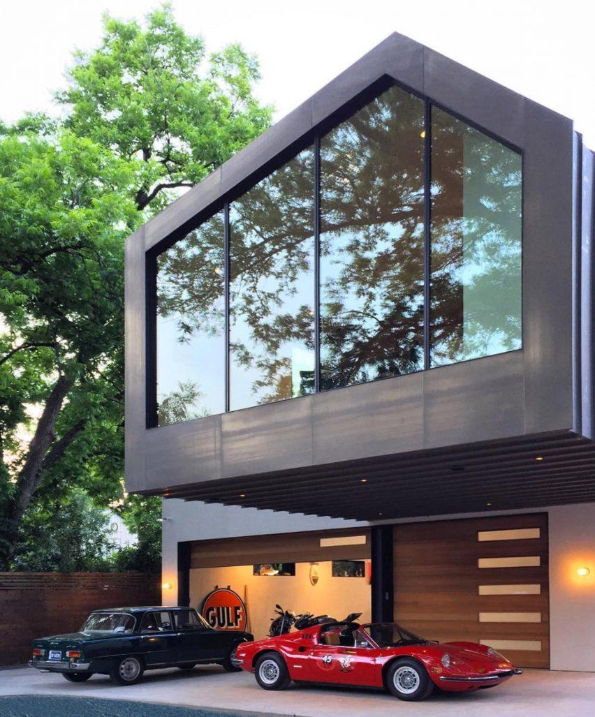 Autohaus by Matt Fajkus Architecture