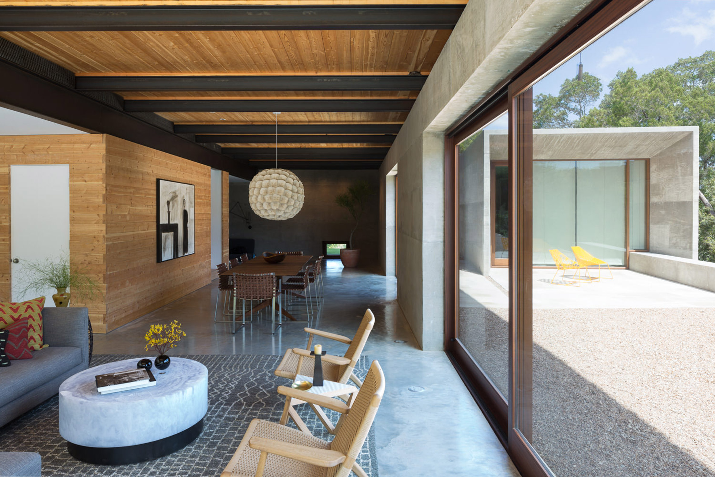 Balcones House by Mell Lawrence Architects