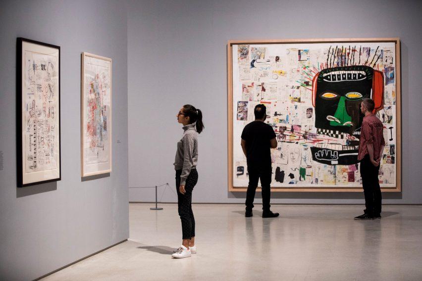 Resultado de imagen para Basquiat: Boom for Real