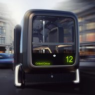 Self-driving vehicle designed to help London commuters reconnect with their surroundings