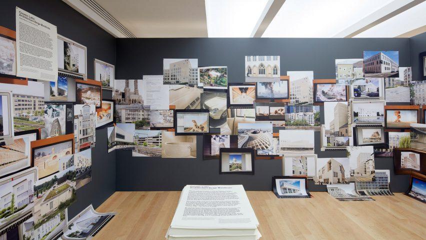 Cosmic Latte exhibition at Chicago Architecture Biennial 2017