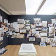 Cosmic Latte exhibition at Chicago Architecture Biennial 2017