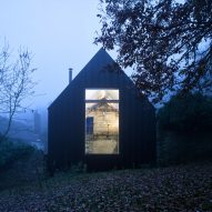 Kate Darby and David Connor preserve rotting structure in conversion of 18th-century cottage