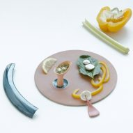 Dining Toys by Roxanne Brennen