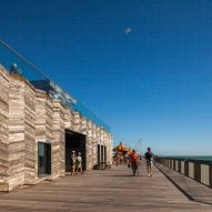 dRMM's Stirling Prize-winning Hastings Pier up for sale as charity goes under