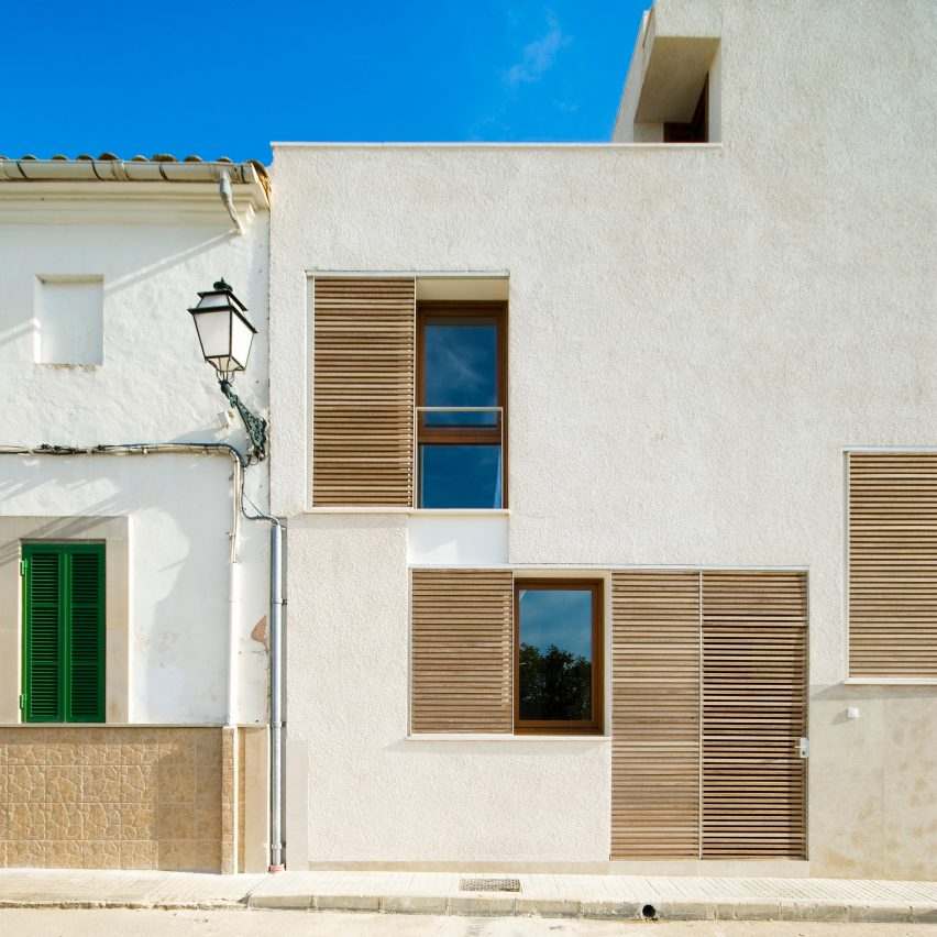 Ferriol House by RipollTizon, Mallorca, Spain