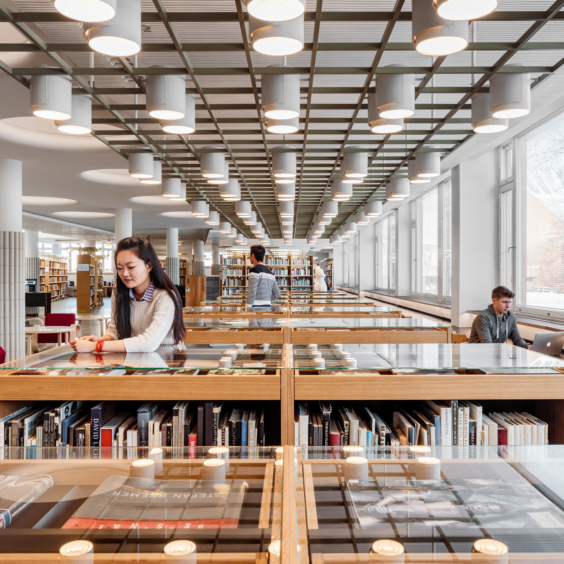 Alvar Aalto Library Renovation Wins Finlandia Prize For Architecture 2017