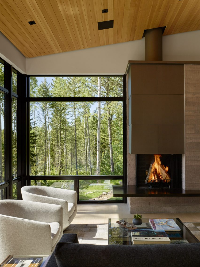 Fish Creek Compound by Carney Logan Burke Architects