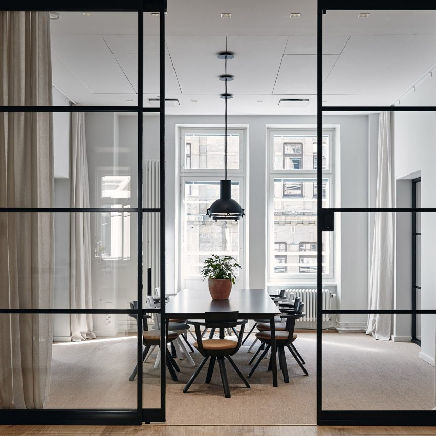 Fjord offices by Joanna Laajisto