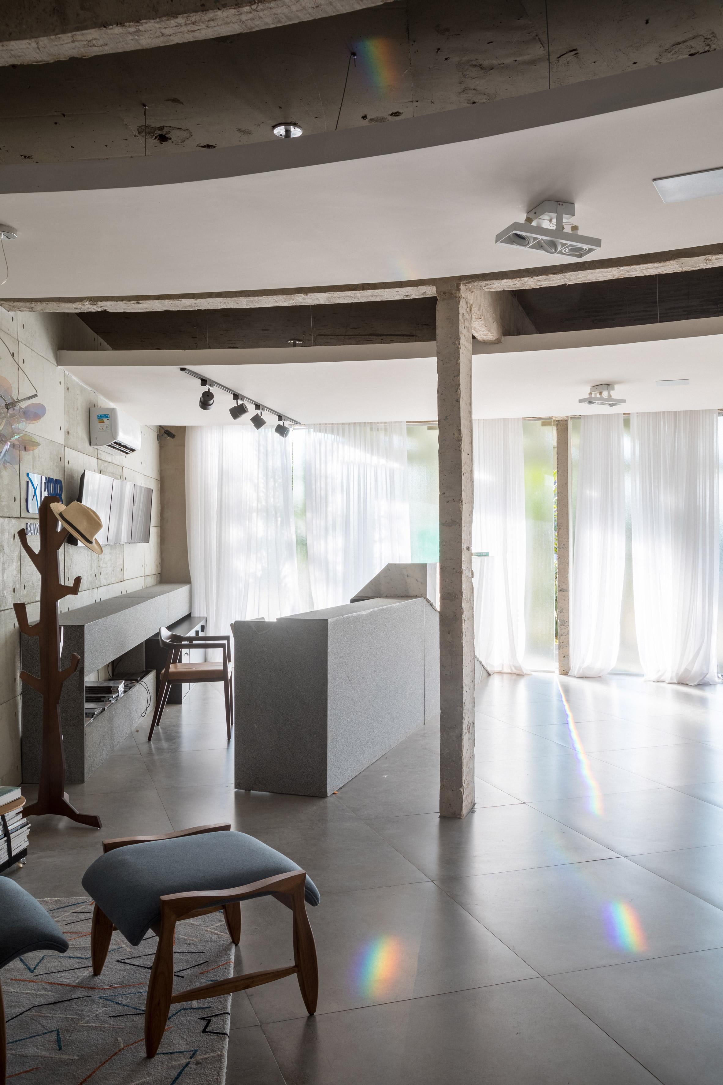 Galeria Meia by Debaixo do Bloco Arquitetura