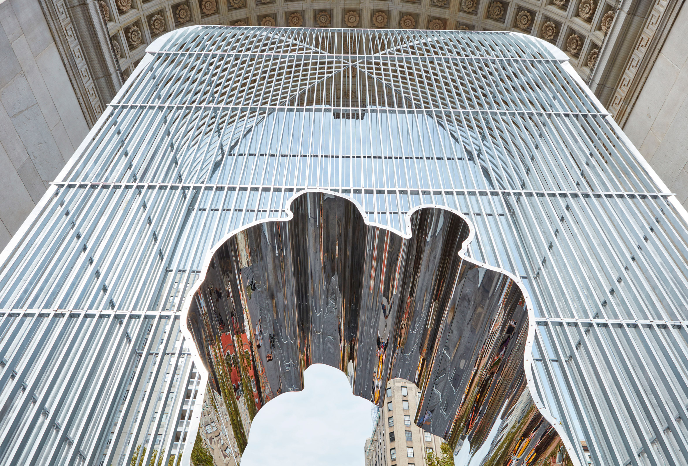 Fences by Ai Weiwei