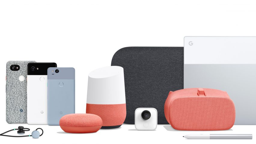 Design Language Sets Us Apart From Rivals Says Google Head Of Hardware
