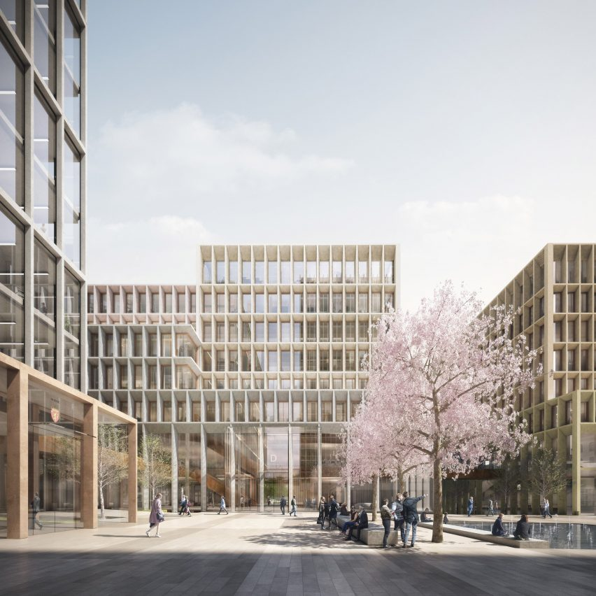 Norway government headquarters by Haptic