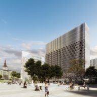 Winning design chosen for Norwegian government headquarters following 2011 terrorist attack