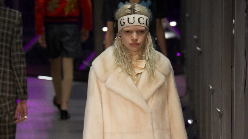 b6c15bc69 Gucci pledges to stop using animal fur in its fashion collections