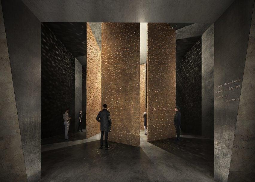 Holocaust memorial winner announced as David Adjaye
