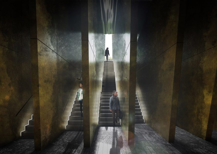 Holocaust memorial winner announced as David Adjaye