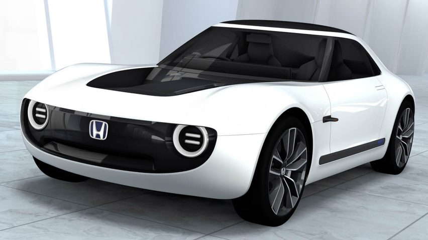 Hondas Latest Concepts Focus On Artificial Intelligence