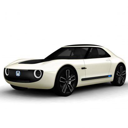 Electric car design dezeen hondas latest concepts focus on artificial intelligence malvernweather Image collections