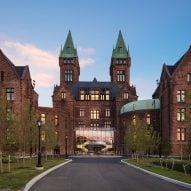Deborah Berke Partners transforms historic insane asylum into boutique hotel