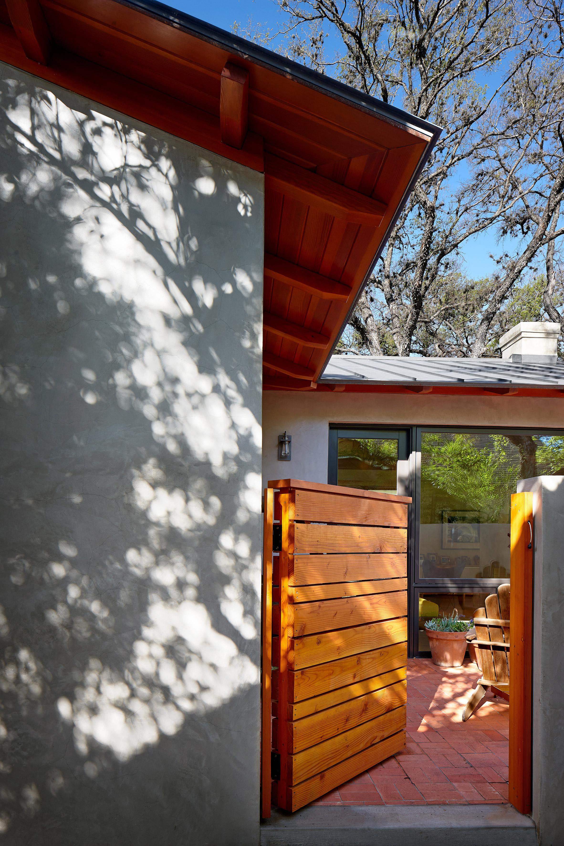 Craig McMahon renovates concrete bungalow in San Antonio for his family