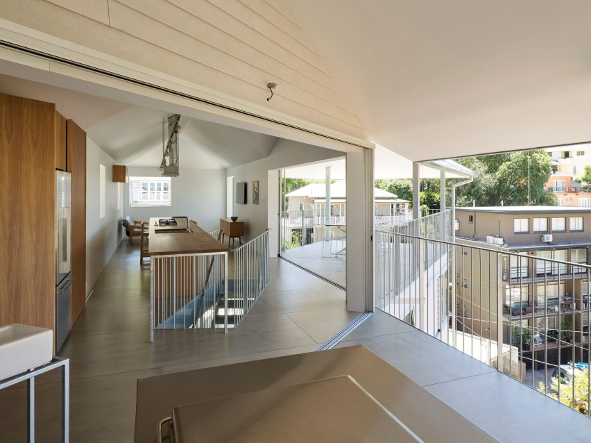 Tato and phorm combine japanese and australian design for brisbane home