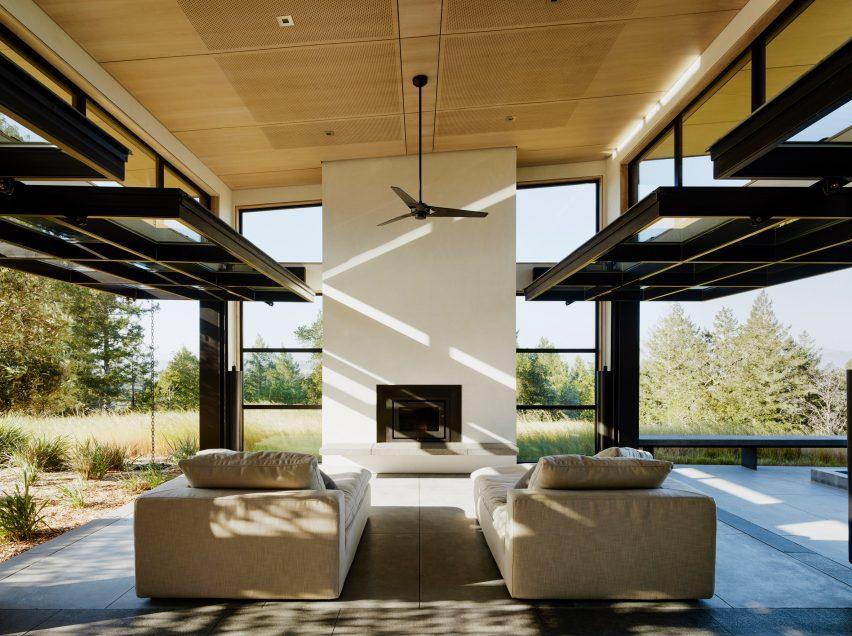 House in Healdsburg by Arterra Landscape Architects