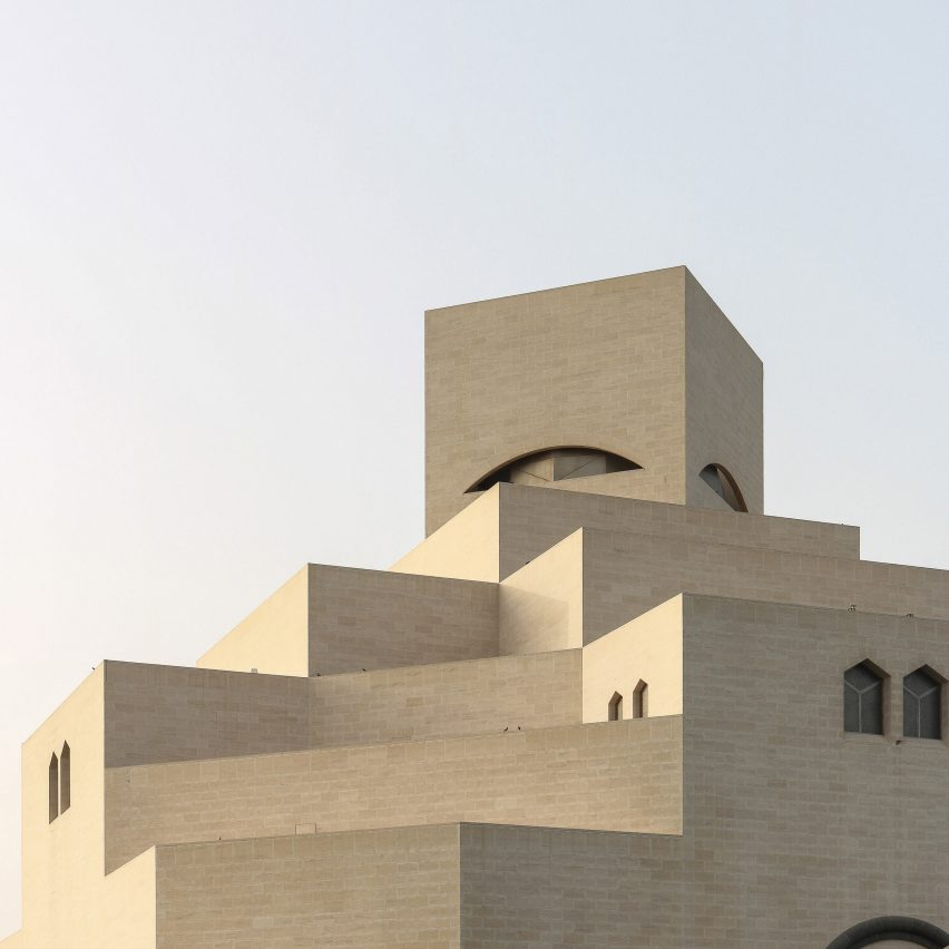 Museum of Islamic Art by IM Pei, Doha, Qatar