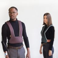 Alissa Rees designs wearable alternative to traditional hospital drips