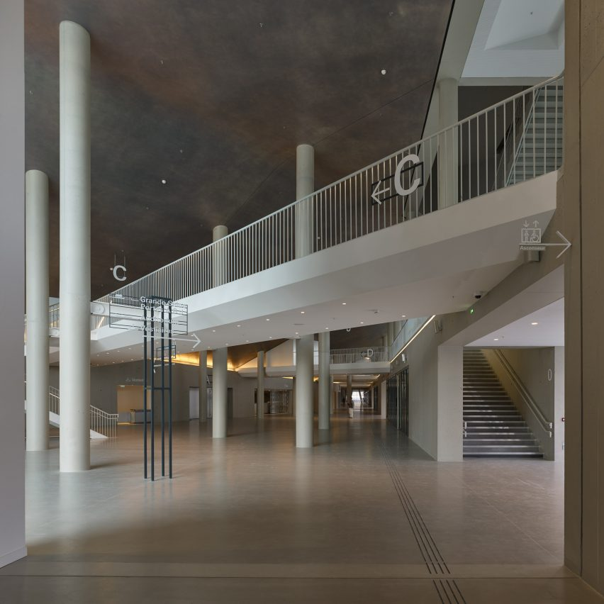 La Seine Musicale by Shigeru Ban