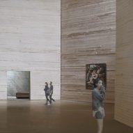 LACMA David Geffen Galleries by Peter Zumthor