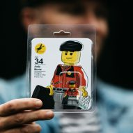 Design graduate uses Lego Minifigure as his CV