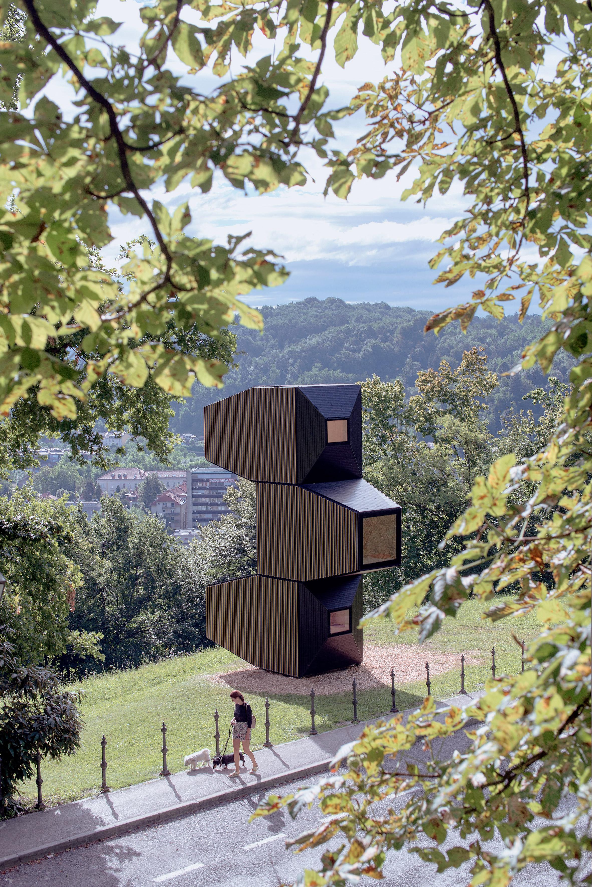 Living Unit library by OFIS Arhitekti