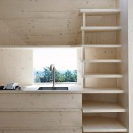 Living Unit library by OFIS Arhitekti