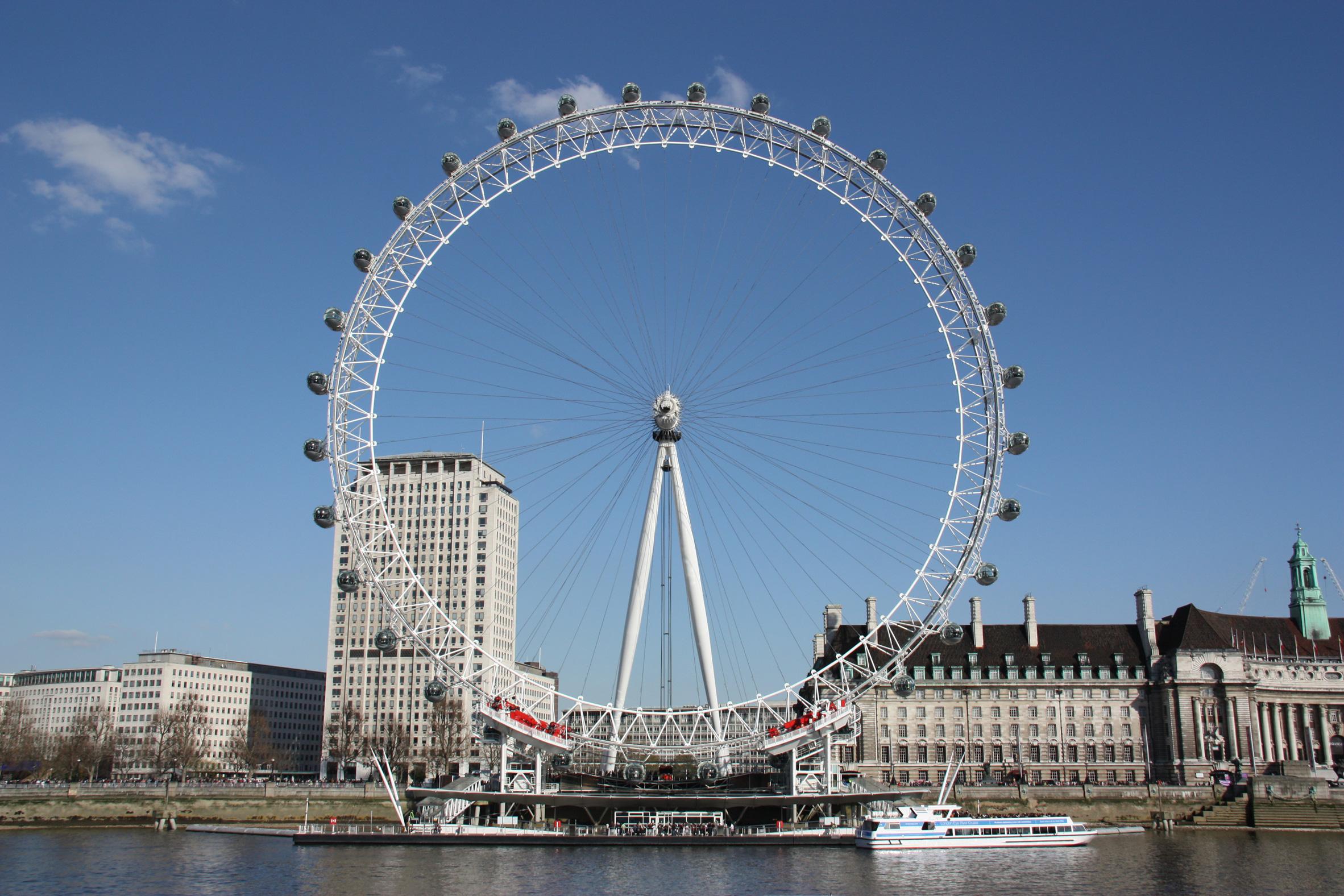 Architect and London Eye entrepreneur David Marks dies