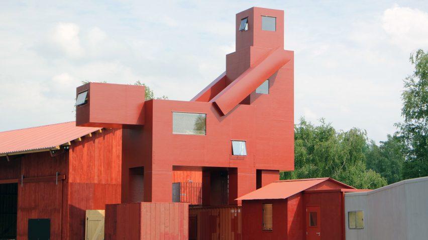 """Louvre """"bans"""" Atelier Van Lieshout sculpture"""