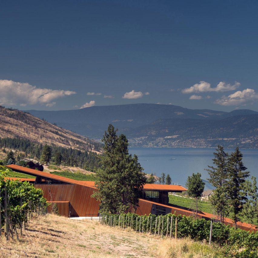 Martin's Lane Winery by Olson Kundig Architects