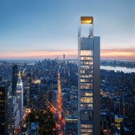 Meganom gains permission for skinny supertall skyscraper in Manhattan