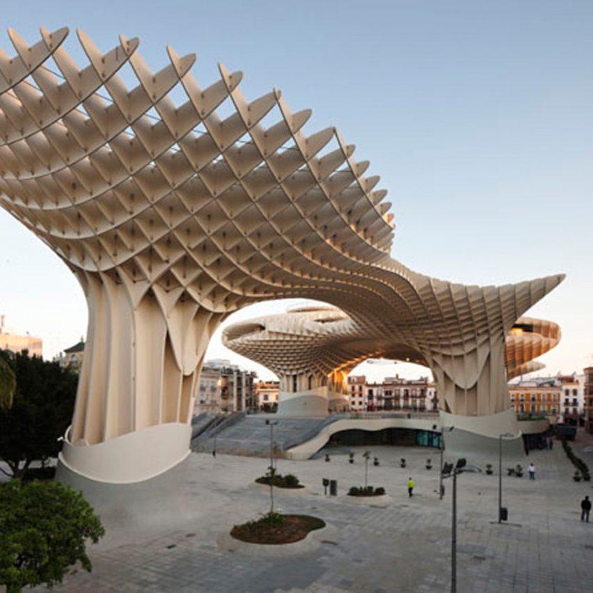 Metrapol Parasol by J Mayer H, Seville, Spain
