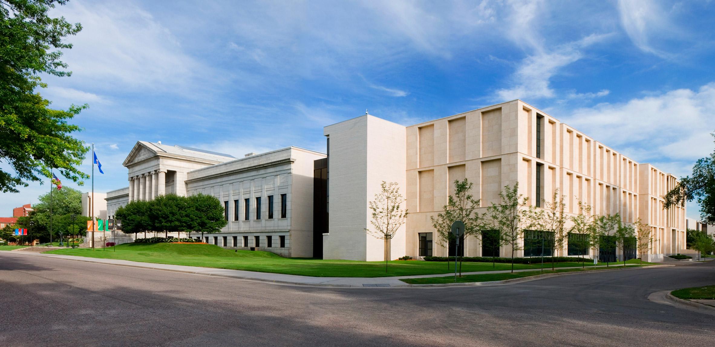 David Chipperfield to masterplan overhaul of Minneapolis Institute of Art
