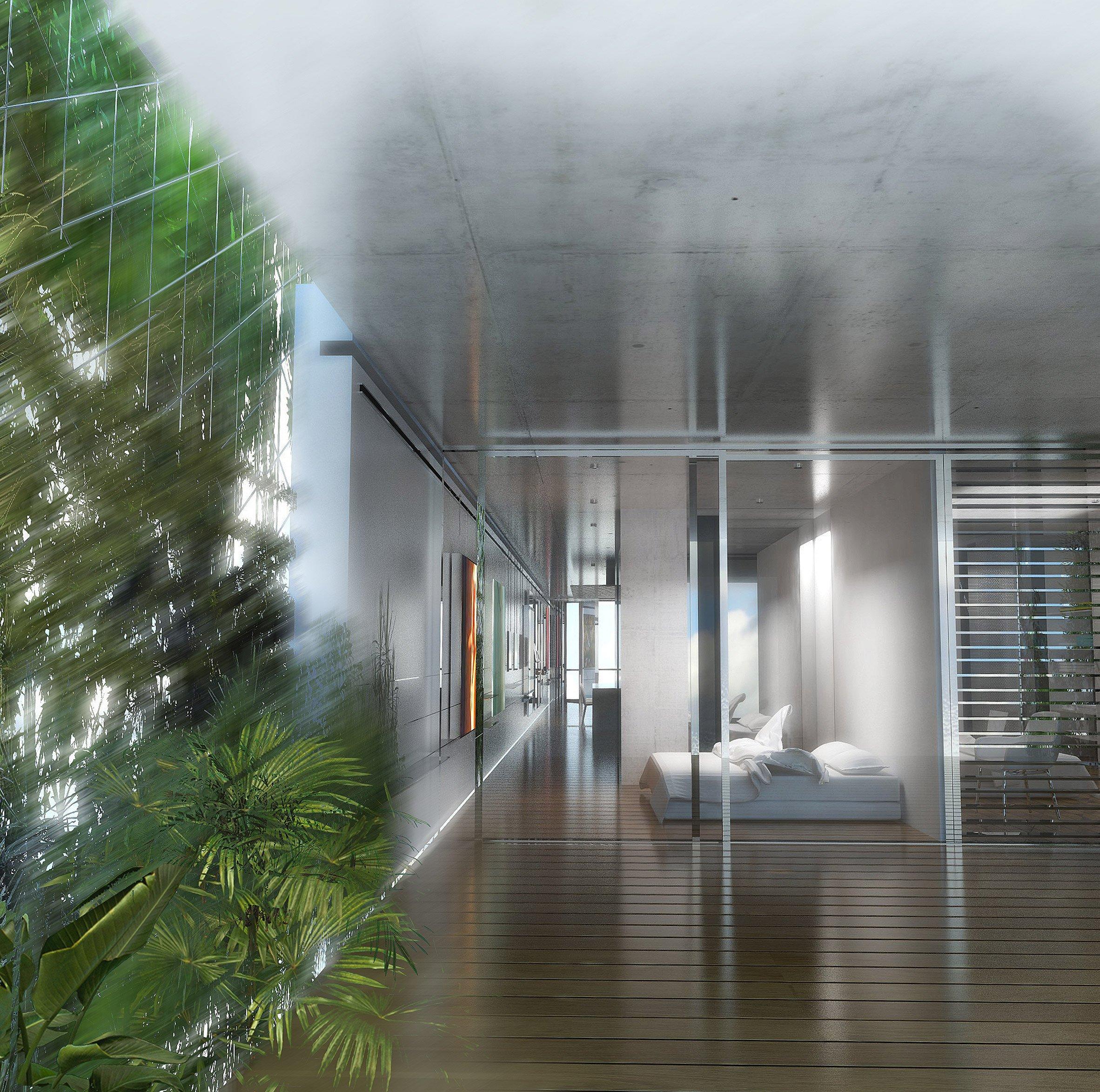 Monad Terrace by Jean Nouvel