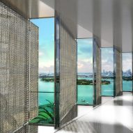 Interiors of Jean Nouvel's Monad Terrace in Miami revealed as construction begins